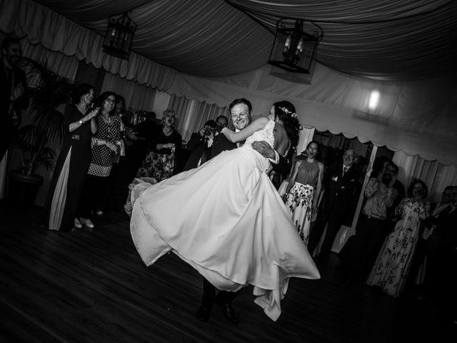 La boda de Enrique y Yaiza en Villabona (Llanera), Asturias 42