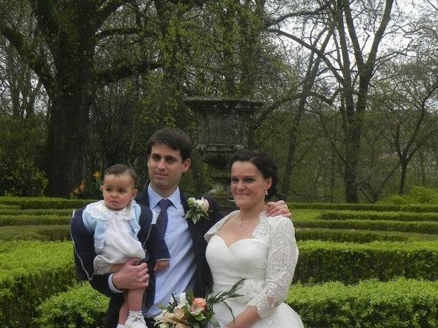 La boda de Cristina y Adrián en Vigo, Pontevedra 2