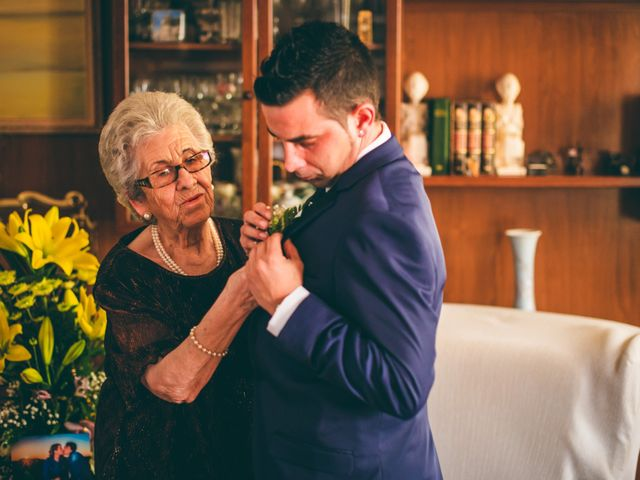 La boda de Emilio y Jessica en L' Alcúdia, Valencia 11