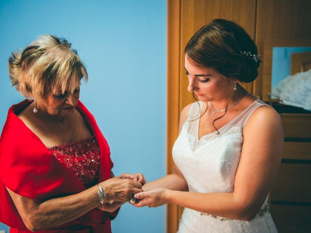 La boda de Emilio y Jessica en L' Alcúdia, Valencia 20