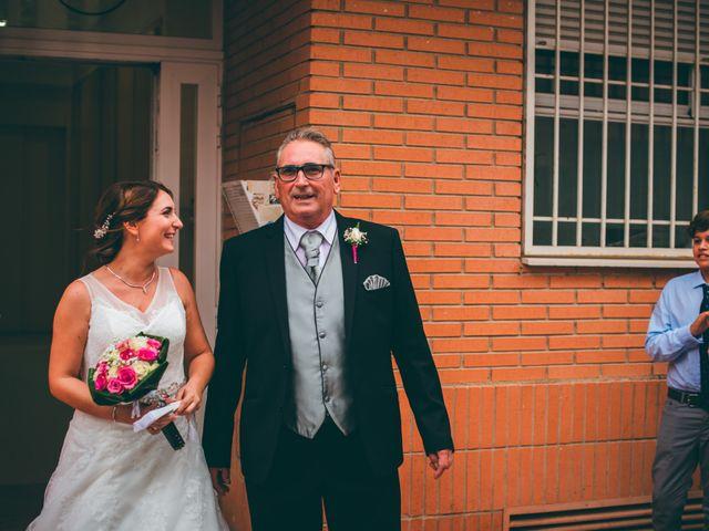 La boda de Emilio y Jessica en L' Alcúdia, Valencia 23