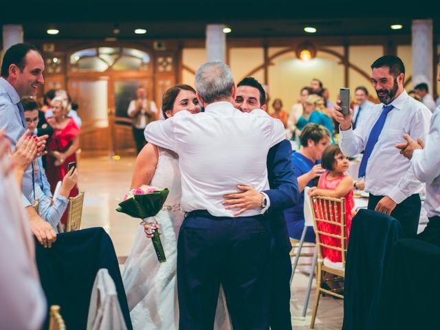 La boda de Emilio y Jessica en L' Alcúdia, Valencia 34
