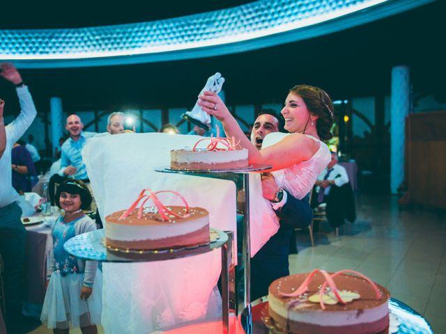 La boda de Emilio y Jessica en L' Alcúdia, Valencia 40