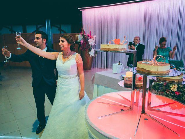 La boda de Emilio y Jessica en L' Alcúdia, Valencia 41
