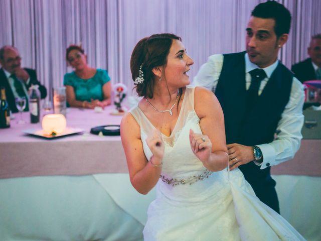 La boda de Emilio y Jessica en L' Alcúdia, Valencia 42