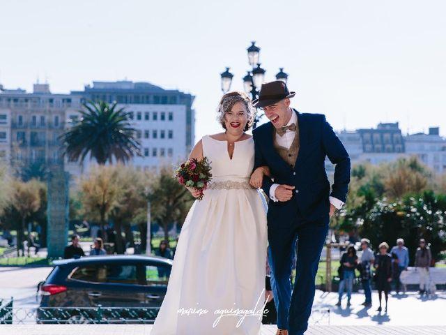 La boda de Andika y Oihana en Donostia-San Sebastián, Guipúzcoa 3