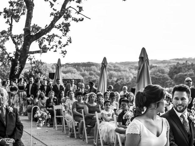 La boda de Fito y Nuria en Jarandilla, Cáceres 7