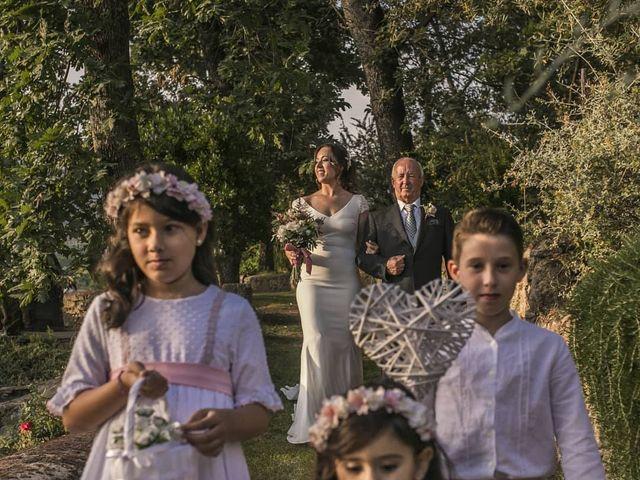 La boda de Fito y Nuria en Jarandilla, Cáceres 9
