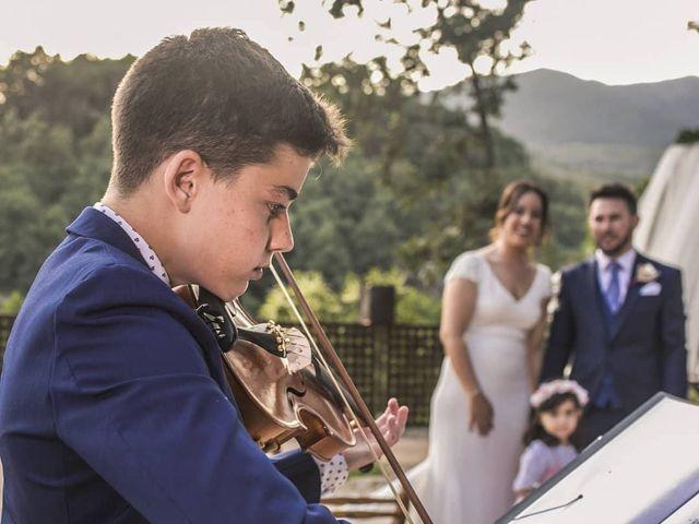 La boda de Fito y Nuria en Jarandilla, Cáceres 13