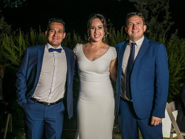 La boda de Fito y Nuria en Jarandilla, Cáceres 15