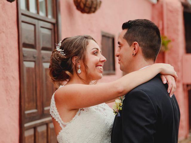 La boda de Rubén y Virginia en Puerto De La Cruz, Santa Cruz de Tenerife 19