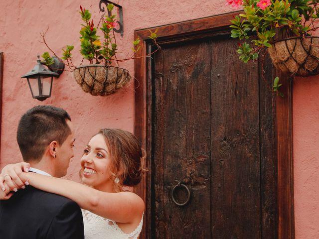La boda de Rubén y Virginia en Puerto De La Cruz, Santa Cruz de Tenerife 20