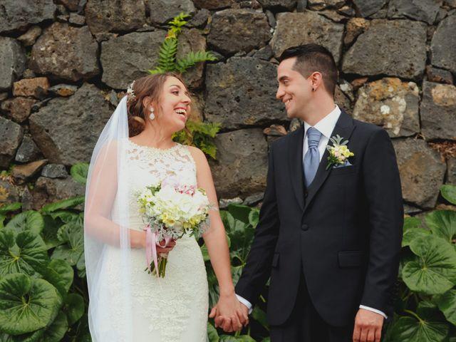 La boda de Rubén y Virginia en Puerto De La Cruz, Santa Cruz de Tenerife 2