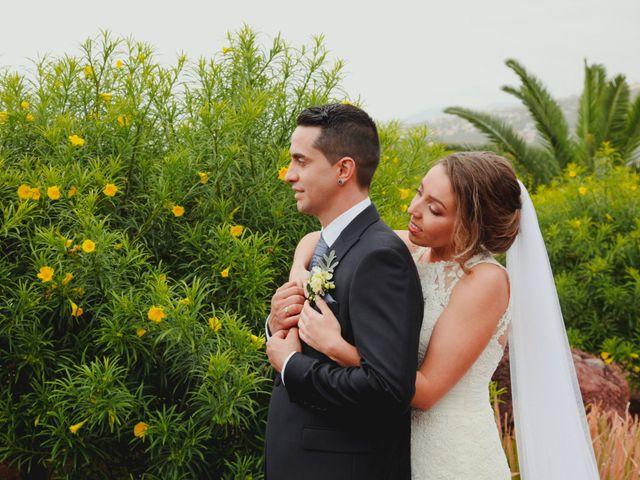 La boda de Rubén y Virginia en Puerto De La Cruz, Santa Cruz de Tenerife 22