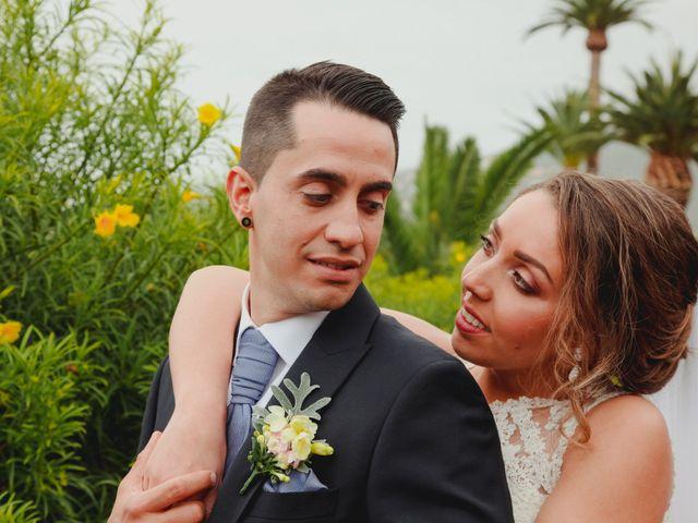 La boda de Rubén y Virginia en Puerto De La Cruz, Santa Cruz de Tenerife 23