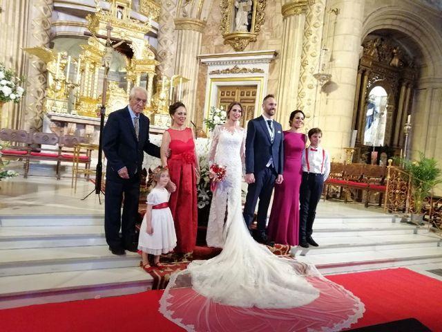 La boda de Raúl y Lourdes en Almería, Almería 7