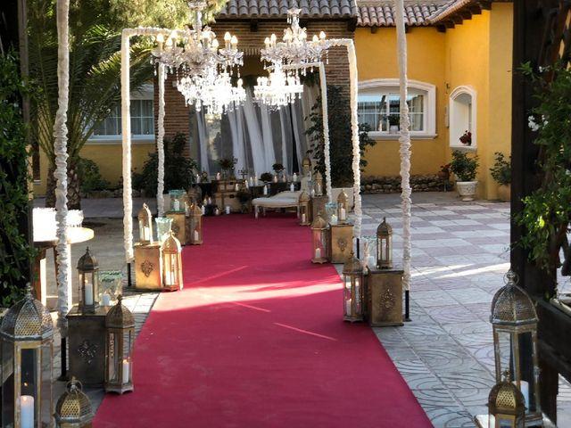 La boda de Raúl y Lourdes en Almería, Almería 31