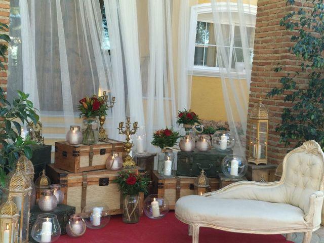 La boda de Raúl y Lourdes en Almería, Almería 33