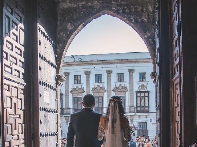 La boda de Michael y Sara en Jerez De La Frontera, Cádiz 9