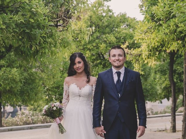 La boda de Michael y Sara en Jerez De La Frontera, Cádiz 10