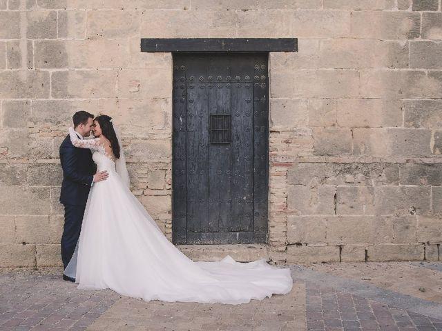 La boda de Michael y Sara en Jerez De La Frontera, Cádiz 12