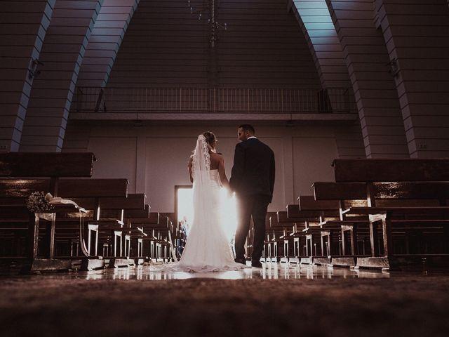 La boda de Salvador y Arantxa