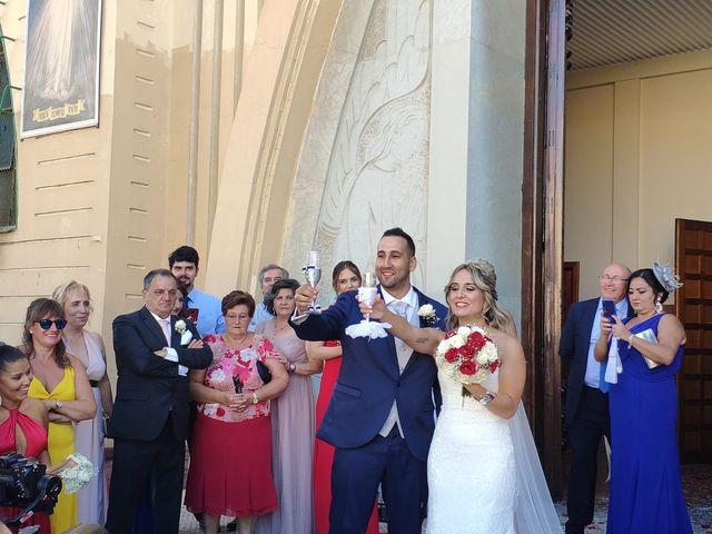La boda de Arantxa  y Salvador en Málaga, Málaga 22
