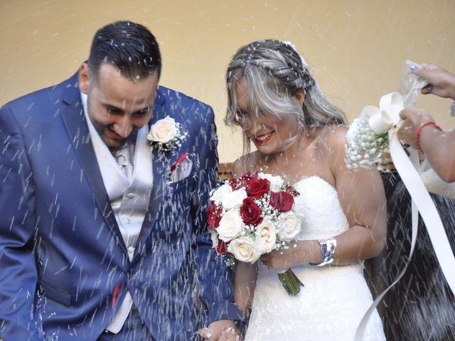 La boda de Arantxa  y Salvador en Málaga, Málaga 23