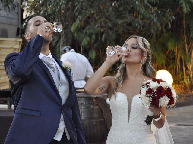 La boda de Arantxa  y Salvador en Málaga, Málaga 25