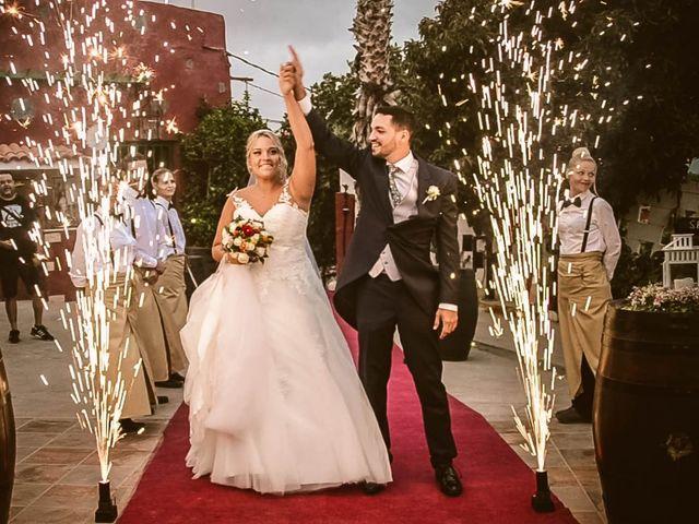 La boda de Borja y Ana en Telde, Las Palmas 1