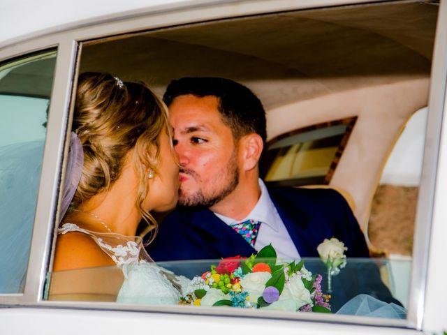 La boda de Borja y Ana en Telde, Las Palmas 9