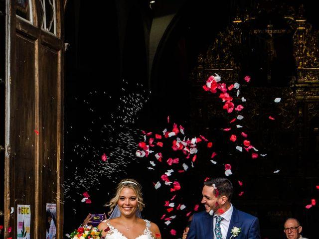 La boda de Borja y Ana en Telde, Las Palmas 16