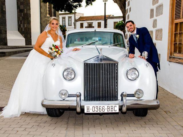 La boda de Borja y Ana en Telde, Las Palmas 18