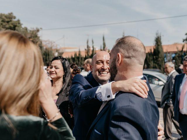 La boda de Ignacio y Marga en Madrid, Madrid 21