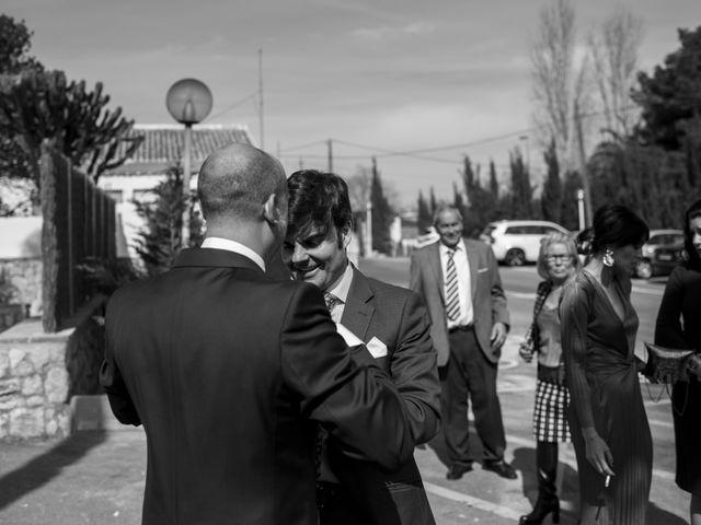 La boda de Ignacio y Marga en Madrid, Madrid 22