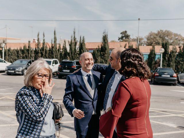 La boda de Ignacio y Marga en Madrid, Madrid 25