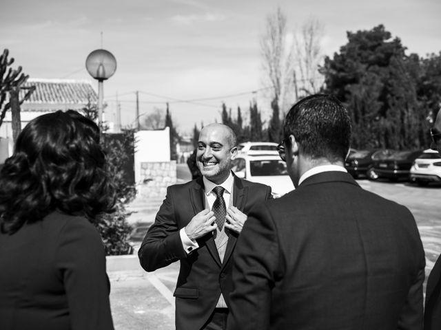 La boda de Ignacio y Marga en Madrid, Madrid 27