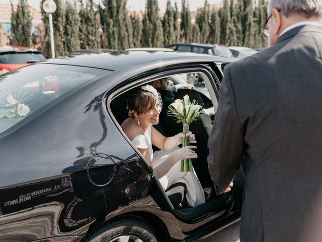 La boda de Ignacio y Marga en Madrid, Madrid 37
