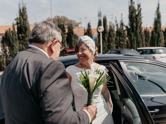 La boda de Ignacio y Marga en Madrid, Madrid 38