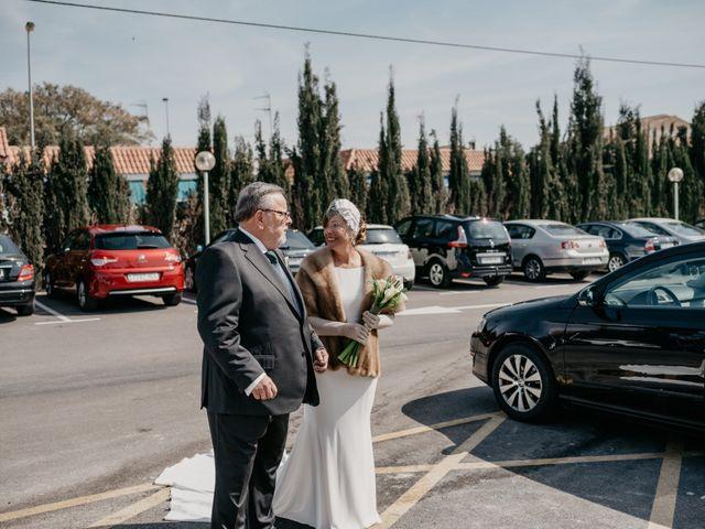 La boda de Ignacio y Marga en Madrid, Madrid 39