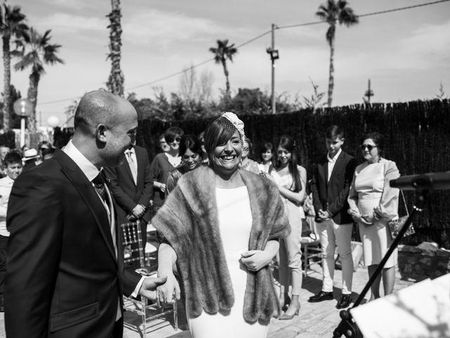 La boda de Ignacio y Marga en Madrid, Madrid 43