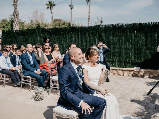 La boda de Ignacio y Marga en Madrid, Madrid 52