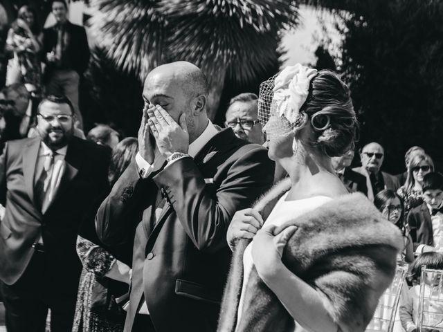La boda de Ignacio y Marga en Madrid, Madrid 54