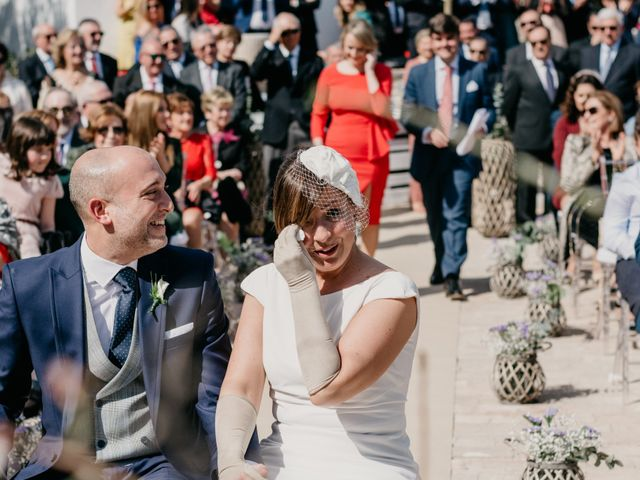 La boda de Ignacio y Marga en Madrid, Madrid 58