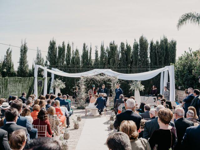 La boda de Ignacio y Marga en Madrid, Madrid 1