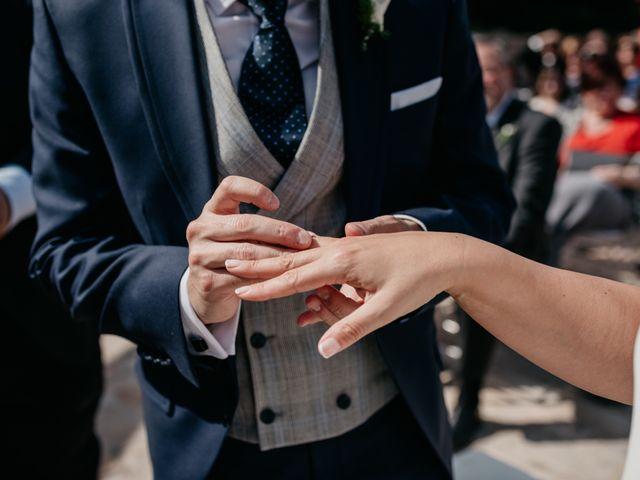 La boda de Ignacio y Marga en Madrid, Madrid 71