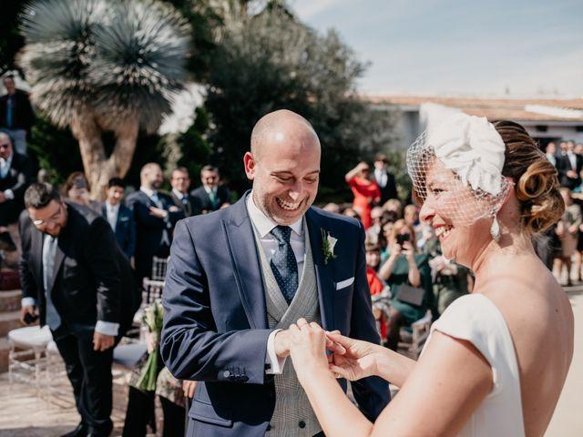 La boda de Ignacio y Marga en Madrid, Madrid 75