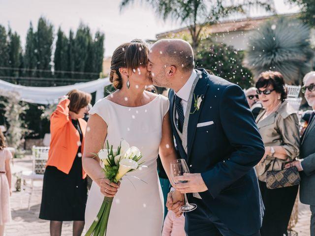 La boda de Ignacio y Marga en Madrid, Madrid 81