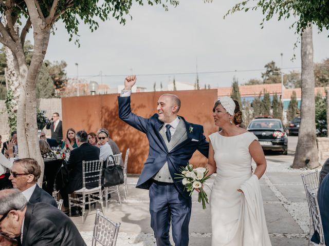 La boda de Ignacio y Marga en Madrid, Madrid 94