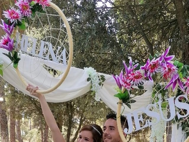 La boda de Jesús  y Helena en San Clemente, Cuenca 3